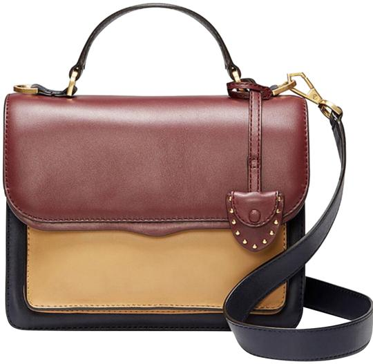 Preload https://item3.tradesy.com/images/rebecca-minkoff-small-top-handle-multi-color-leather-cross-body-bag-22498672-0-3.jpg?width=440&height=440