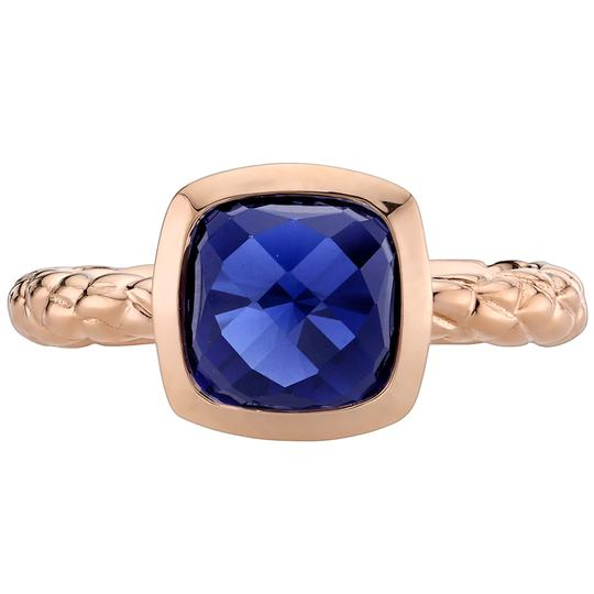 Preload https://item5.tradesy.com/images/rose-gold-sapphire-woven-solitare-ring-22498674-0-0.jpg?width=440&height=440