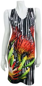 Clover Canyon Neoprene Multicolored Dress