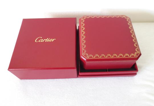 Cartier Red Genuine Love Bracelet Box Presentation Box Very Quick Ship