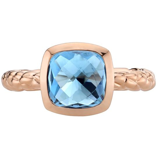 Preload https://item1.tradesy.com/images/rose-gold-swiss-blue-topaz-woven-solitare-ring-22498725-0-0.jpg?width=440&height=440