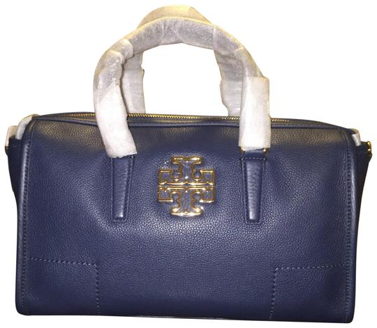 Preload https://img-static.tradesy.com/item/22498763/tory-burch-britten-hudson-bay-leather-satchel-0-1-540-540.jpg