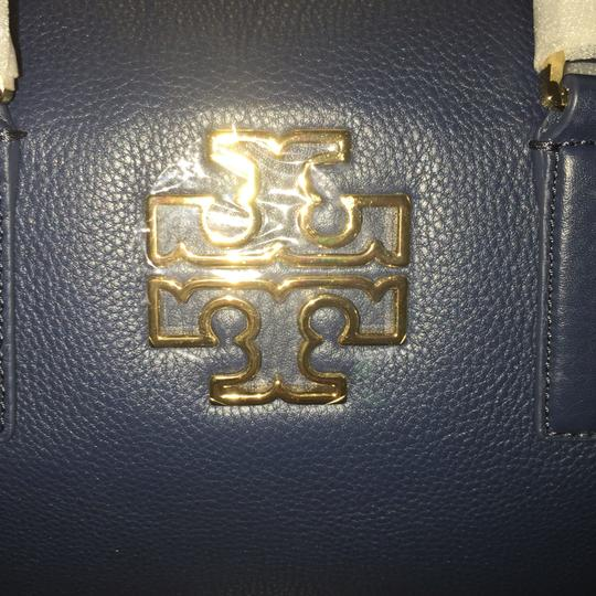Tory Burch Satchel in Hudson Bay