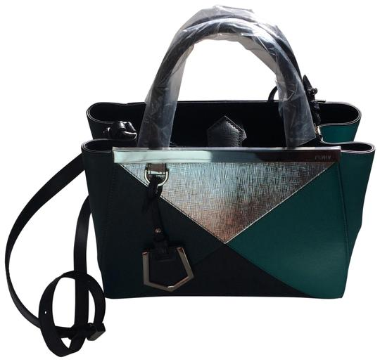 Preload https://item3.tradesy.com/images/fendi-blue-and-silver-saffiano-leather-tote-22498777-0-1.jpg?width=440&height=440