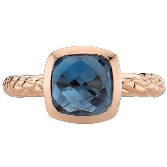 Preload https://item3.tradesy.com/images/rose-gold-swiss-blue-topaz-woven-solitare-ring-22498822-0-0.jpg?width=440&height=440