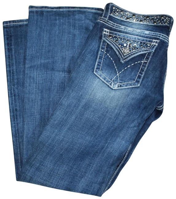 Preload https://item2.tradesy.com/images/miss-me-blue-medium-wash-jp4288-5-boot-cut-jeans-size-30-6-m-22498841-0-1.jpg?width=400&height=650