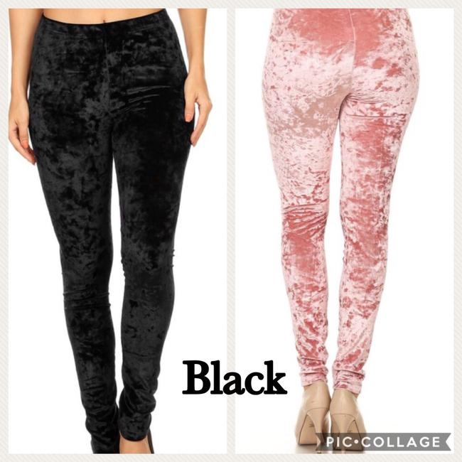 Exclusively Finesse Black Leggings