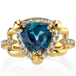 Other Alexandrite Homage RIng