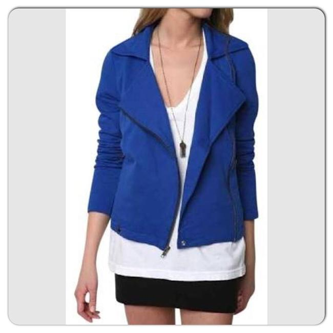 Preload https://item4.tradesy.com/images/urban-outfitters-royal-blue-moto-motorcycle-jacket-size-6-s-22499183-0-0.jpg?width=400&height=650