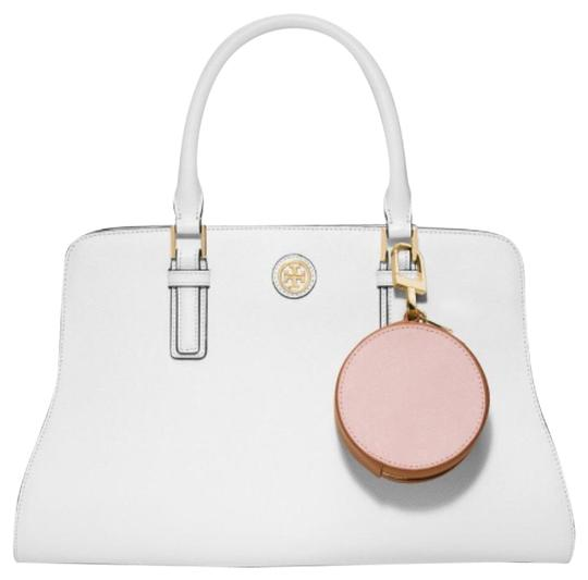 Tory Burch York Color Block Key Pouch