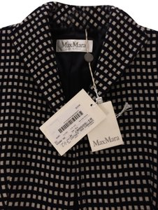 Max Mara Cashmere Dark Blue Jacket