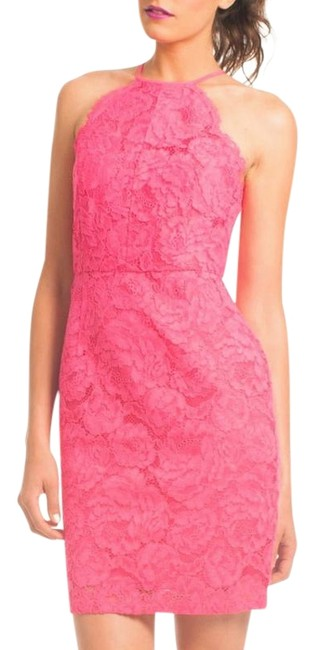 Preload https://item1.tradesy.com/images/trina-turk-pink-parry-lace-sleeveless-short-cocktail-dress-size-8-m-22499405-0-5.jpg?width=400&height=650