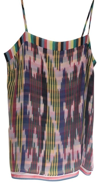Preload https://img-static.tradesy.com/item/22499573/scotch-and-soda-multicolor-rainbow-blouse-size-8-m-0-1-650-650.jpg