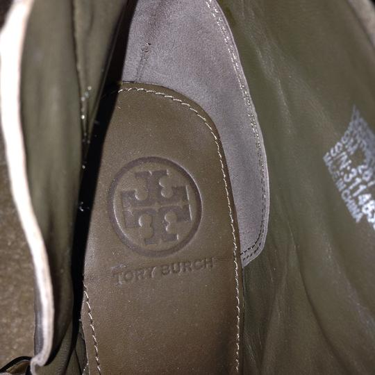 Tory Burch Putty Boots