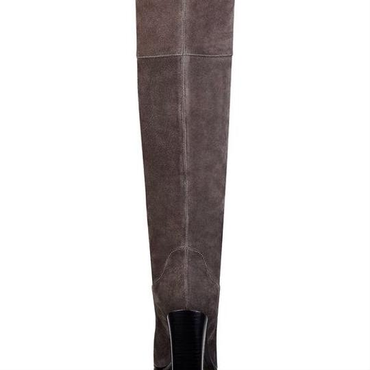 Marc Fisher Mink/ Grey Boots