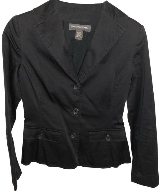 Preload https://img-static.tradesy.com/item/22499895/banana-republic-black-blazer-size-0-xs-0-1-650-650.jpg