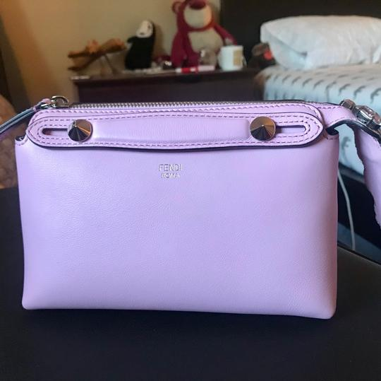 Preload https://item5.tradesy.com/images/fendi-crystal-by-the-way-pink-leather-cross-body-bag-22499964-0-0.jpg?width=440&height=440