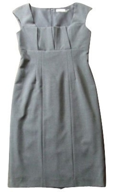 Preload https://img-static.tradesy.com/item/225/calvin-klein-grey-workoffice-dress-size-6-s-0-0-650-650.jpg