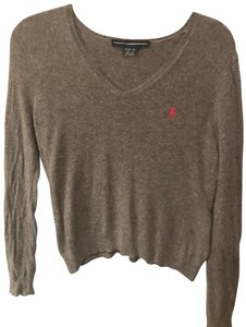 Ralph Lauren V-neck Large Cashmere Sweater