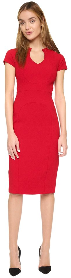 ce5a03750a64 Black Halo Sheath Date Night Office Roland Mouret Jackie Dress Image 0 ...