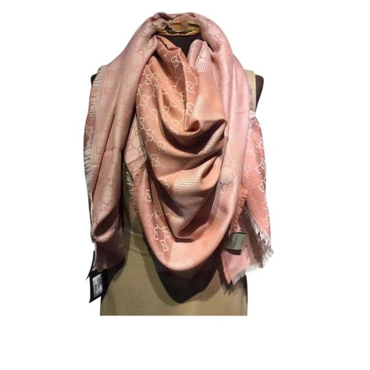 Preload https://item3.tradesy.com/images/gucci-silk-and-wool-blend-scarfwrap-22500112-0-0.jpg?width=440&height=440