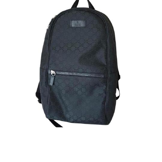Preload https://item4.tradesy.com/images/gucci-canvas-black-backpack-22500153-0-0.jpg?width=440&height=440