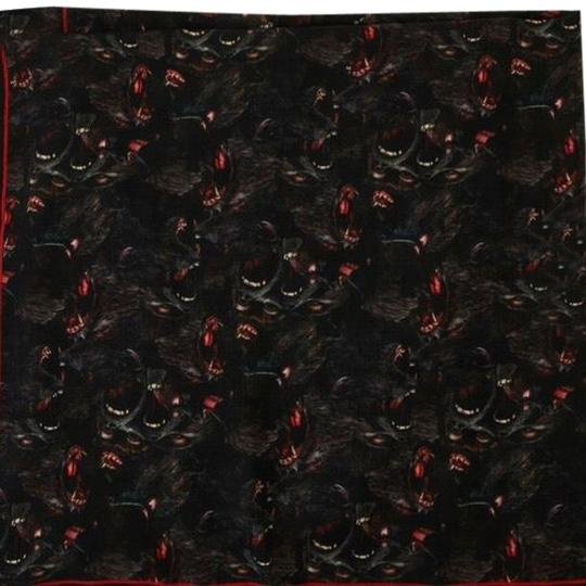 Preload https://item3.tradesy.com/images/givenchy-black-monkey-allover-scarfwrap-22500177-0-1.jpg?width=440&height=440