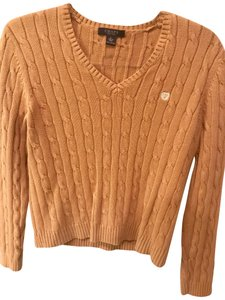Chaps Longsleeve Cableknit Sweater