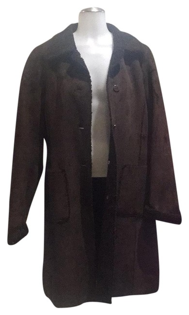 Preload https://img-static.tradesy.com/item/22500258/brown-tf1235-leather-jacket-size-8-m-0-1-650-650.jpg