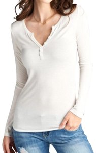 Boutique Top Ivory