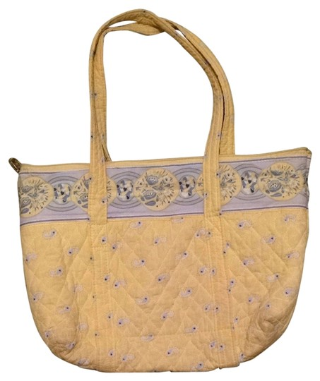 Sharif Cloth Yellow Shoulder Bag