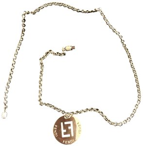 Fendi Fendi necklace with pendant