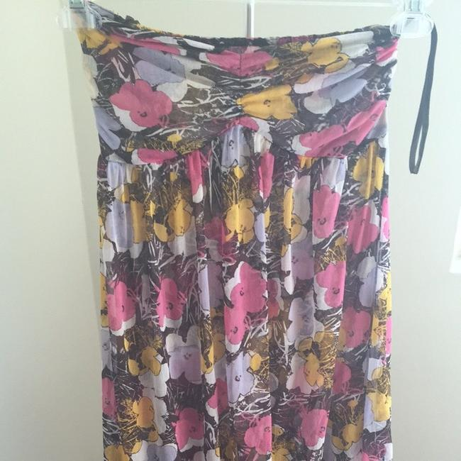 Diane von Furstenberg Floral Maxi Dress Cover Up