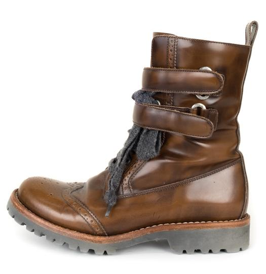 Preload https://item5.tradesy.com/images/brunello-cucinelli-brown-leather-combat-bootsbooties-size-eu-365-approx-us-65-regular-m-b-22500484-0-0.jpg?width=440&height=440