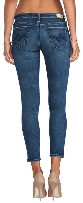 Preload https://img-static.tradesy.com/item/22500507/ag-adriano-goldschmied-blue-distressed-the-legging-ankle-skinny-jeans-size-27-4-s-0-1-650-650.jpg