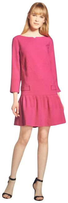 Preload https://item3.tradesy.com/images/victoria-beckham-for-target-fuchsia-with-tags-extra-small-short-casual-dress-size-2-xs-22500512-0-2.jpg?width=400&height=650