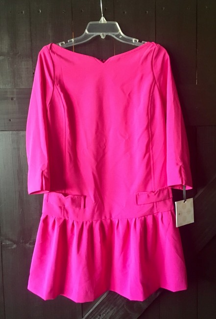 Victoria Beckham for Target short dress Fuchsia on Tradesy