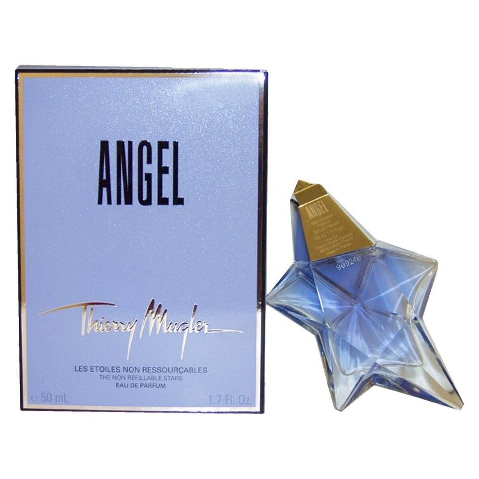 Thierry Mugler Angel Perfume By 17oz 50ml Non Refillable Woman New