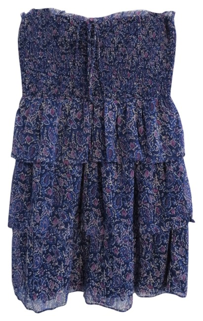 American Eagle Outfitters short dress Multi-Color, Purple, Gray, Pink on Tradesy