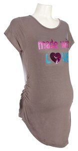 Desiree Maternity Made With Love T-Shirt - Size M