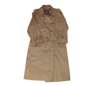 Burberry Buttons Trench Coat