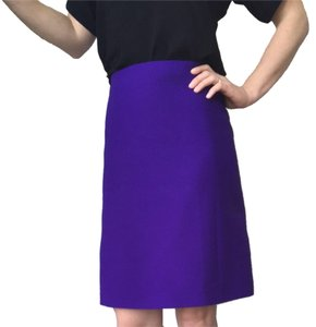 Prada Skirt Purple