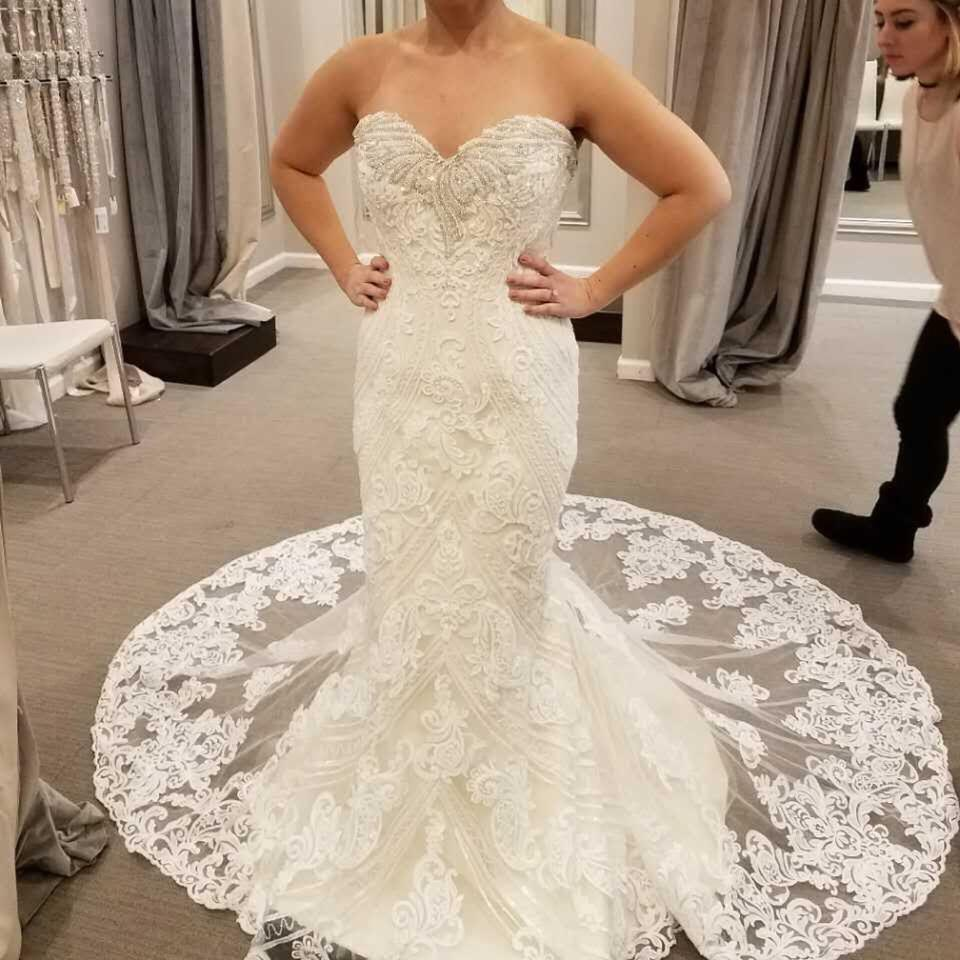KittyChen Couture Wedding Dresses - Up to 90% off at Tradesy