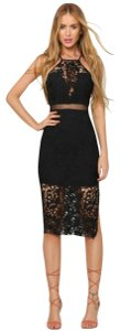 Blossom Date Lace Dress