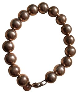 Tiffany & Co. sterling silver 925 ball bracelet for women