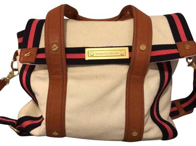 Item - Taupe Canvas Laptop Bag