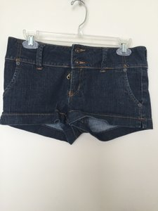 Guess Mini/Short Shorts Dark Wash Denim