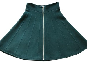 Sandro Skirt Dark forest Green