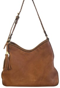 Gucci Leather Marrakech Braided Hobo Bag