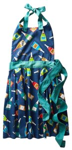 """Anthropologie Multi-color Toast"""" Apron Other"""